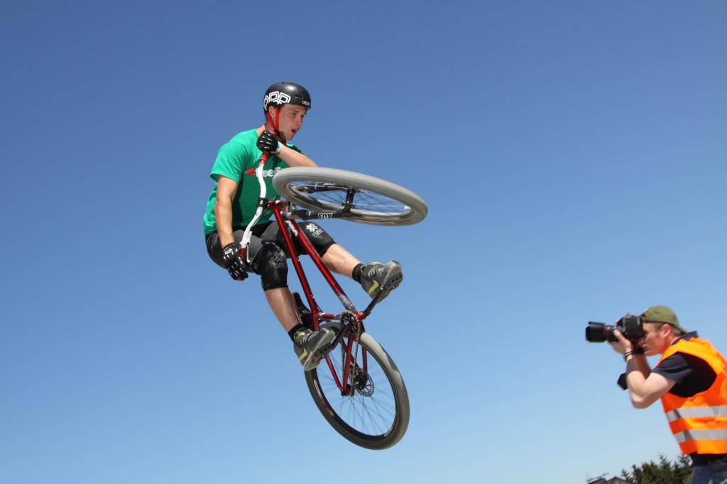 Mountainbike IXS Dirt Masters in Winterberg