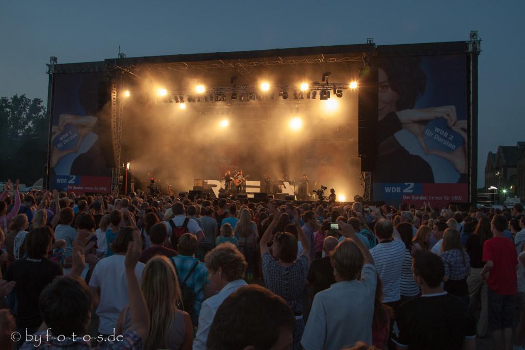 WDR2 für eine Stadt – Dorsten – 30. Juni 2012